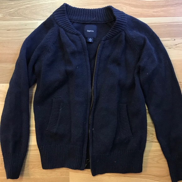 GAP Other - Boys zipper sweater